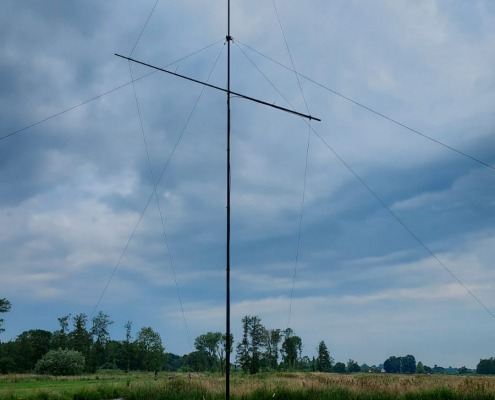 VDA antenne 20m